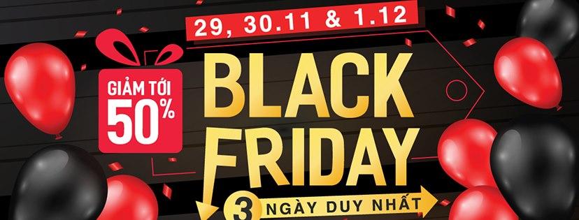 Black Friday 2019 thương mại điện tử Aeoneshop