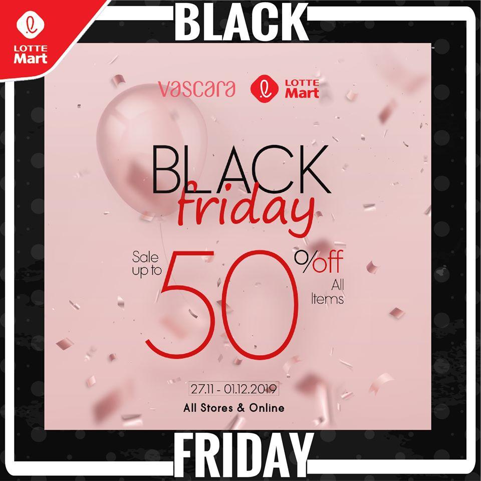Black Friday 2019 thương mại điện tử Lotte