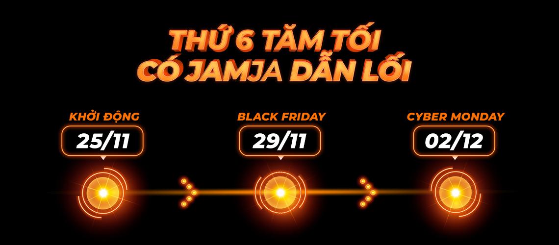 Black Friday Run 2019 Thứ 6 tăm tối, có JAMJA dẫn lối 2