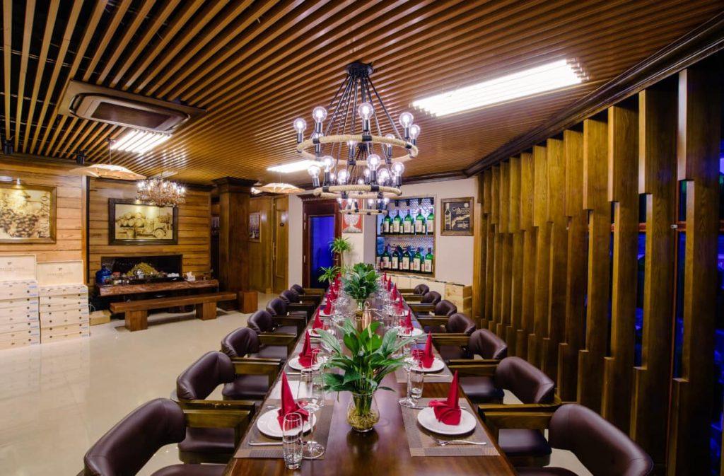 Grand Vin de Bordeaux Wine House