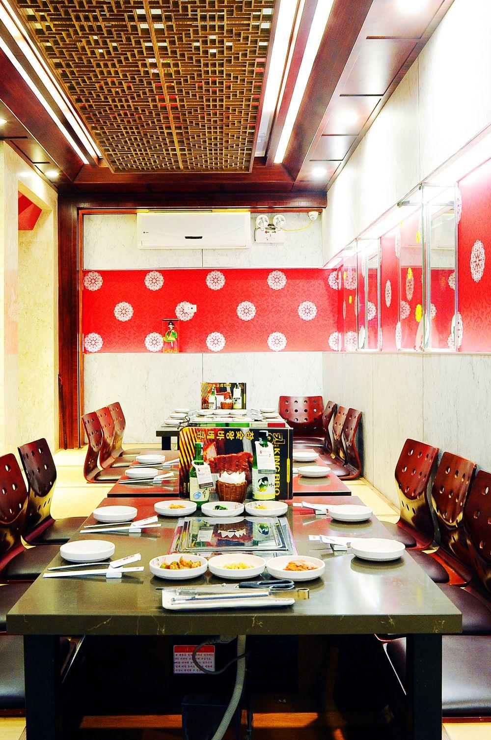 King BBQ Nhà hàng đặt tiệc 20/11 ở Hà Nội 13