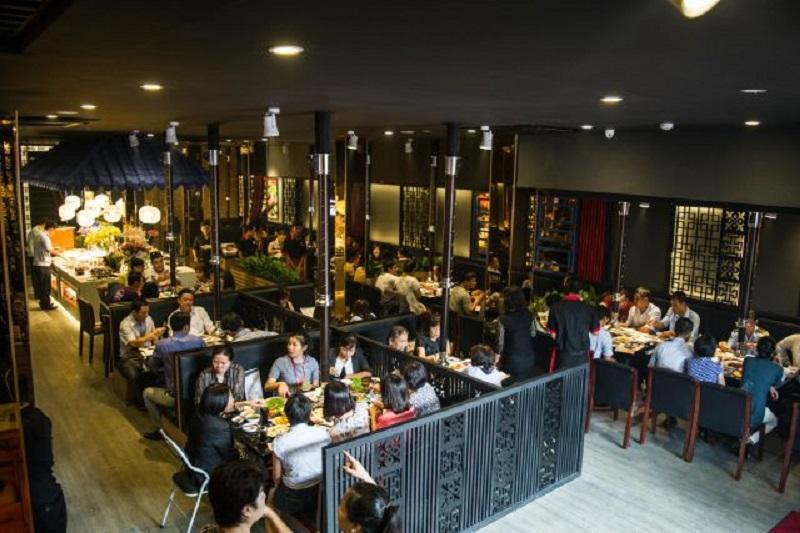 King BBQ Nhà hàng đặt tiệc 20/11 ở Hà Nội 11
