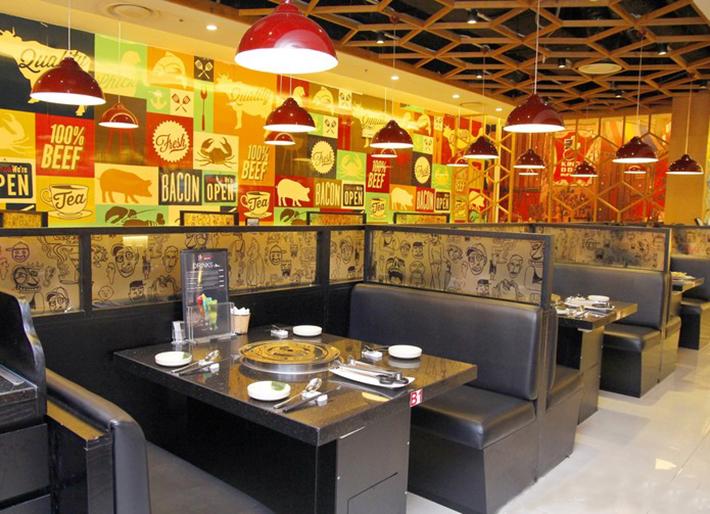 King BBQ Nhà hàng đặt tiệc 20/11 ở Hà Nội 10
