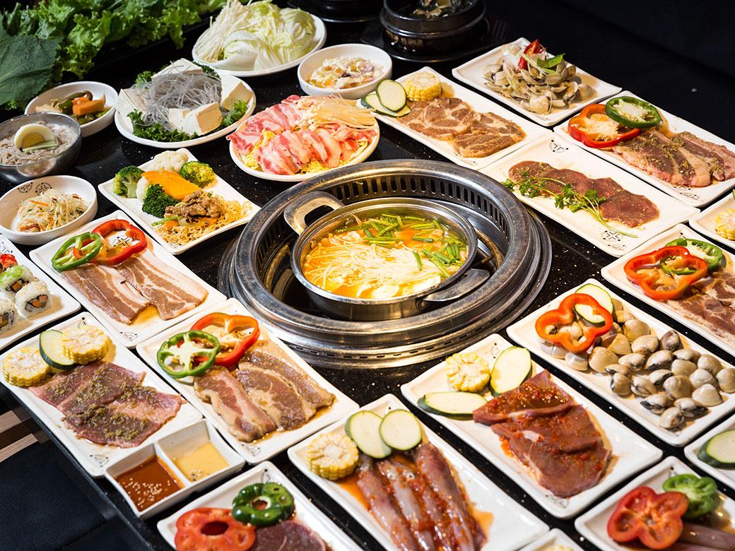 King BBQ Nhà hàng đặt tiệc 20/11 ở Hà Nội 3