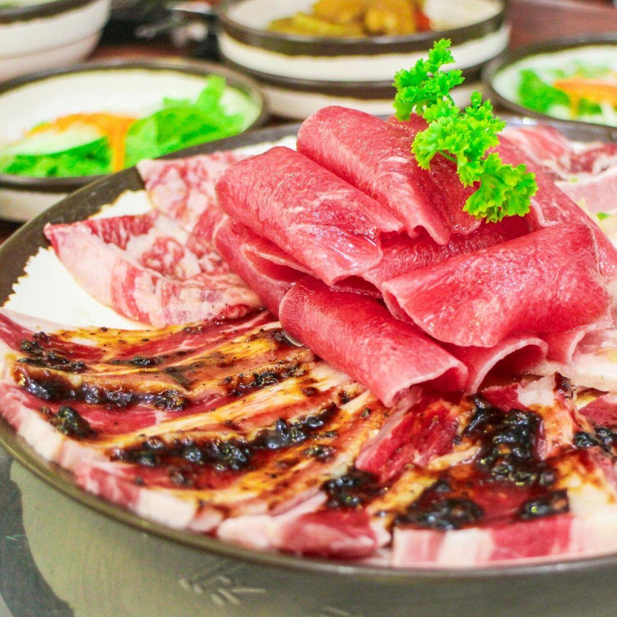 King BBQ Nhà hàng đặt tiệc 20/11 ở Hà Nội 4