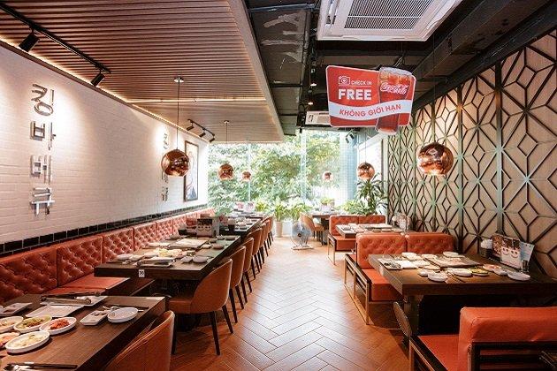 King BBQ Nhà hàng đặt tiệc 20/11 ở Hà Nội 12