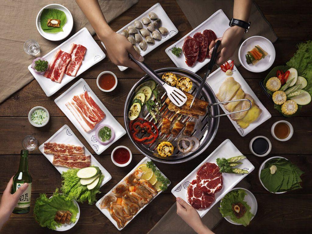 King BBQ Nhà hàng đặt tiệc 20/11 ở Hà Nội