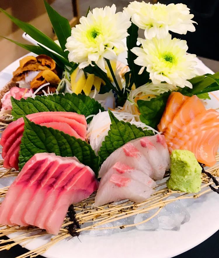 Menu của nhà hàngNamara Hokkaido 2