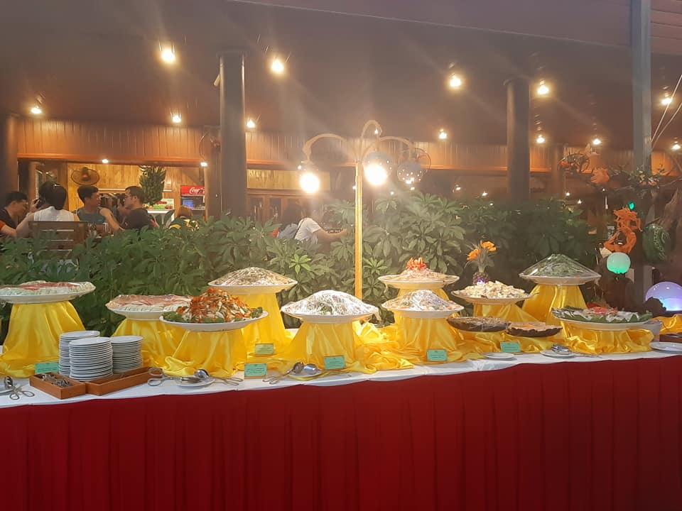 Tản Đà ResortĐịa điểm họp lớp gần Hà Nội 8