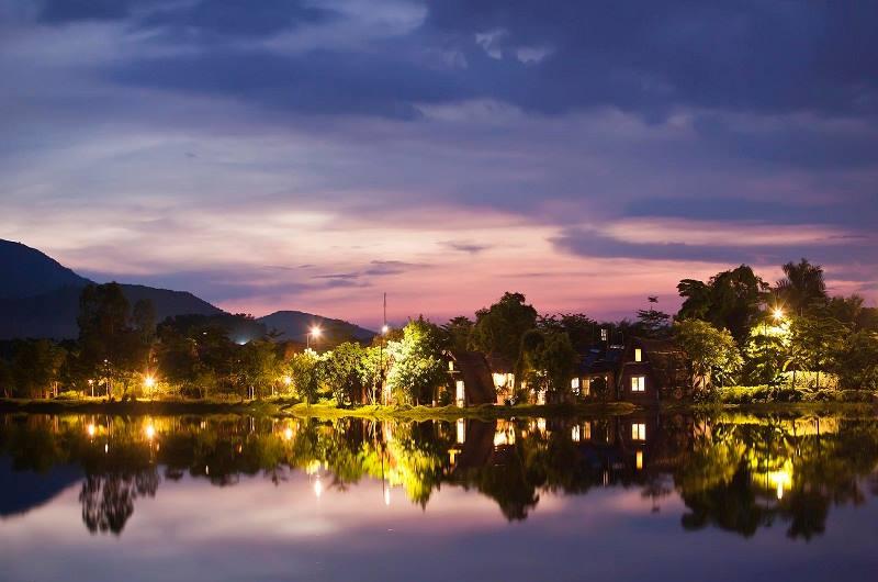 Tản Đà ResortĐịa điểm họp lớp gần Hà Nội 2