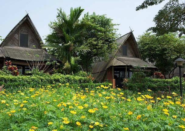 Tản Đà ResortĐịa điểm họp lớp gần Hà Nội 1