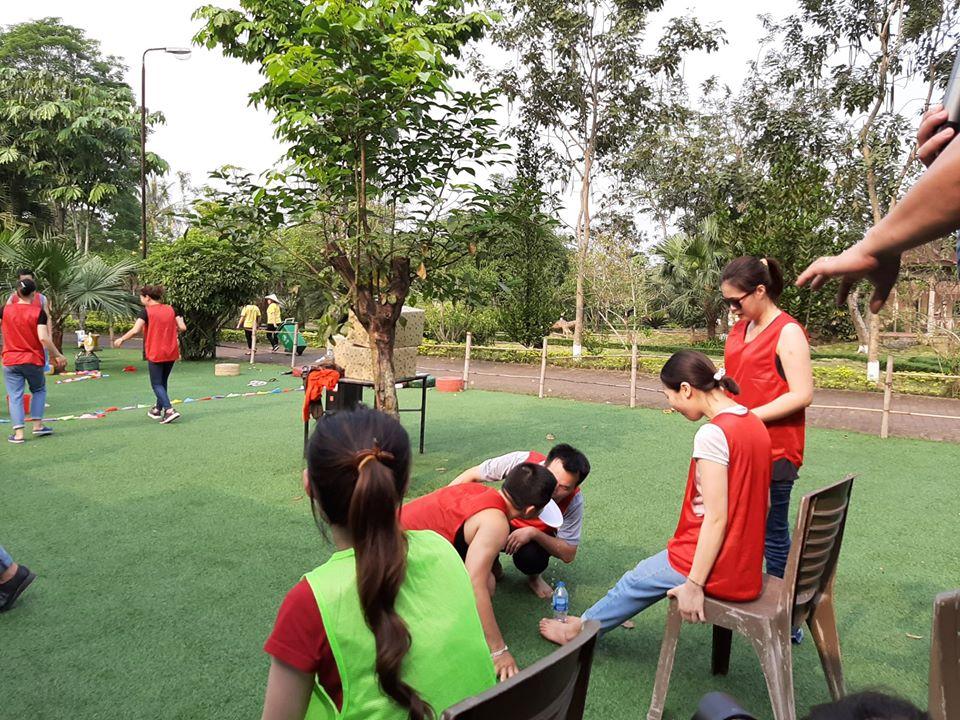 Tản Đà ResortĐịa điểm họp lớp gần Hà Nội 9