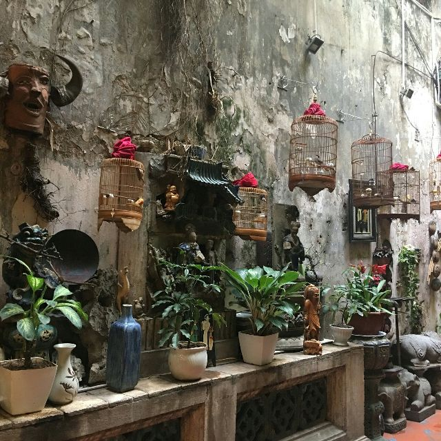 Vườn Phố Cổ Cafe