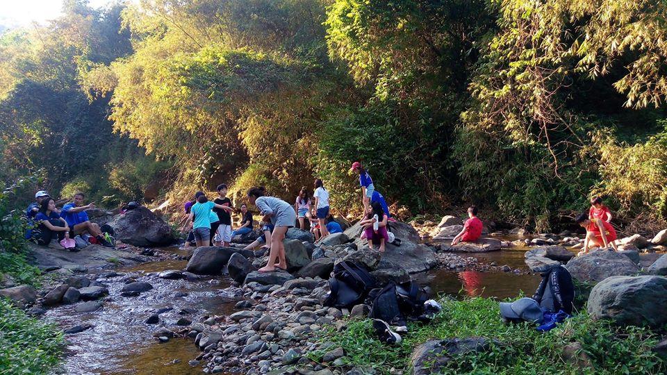 Vịt cổ xanh ResortĐịa điểm họp lớp gần Hà Nội 7
