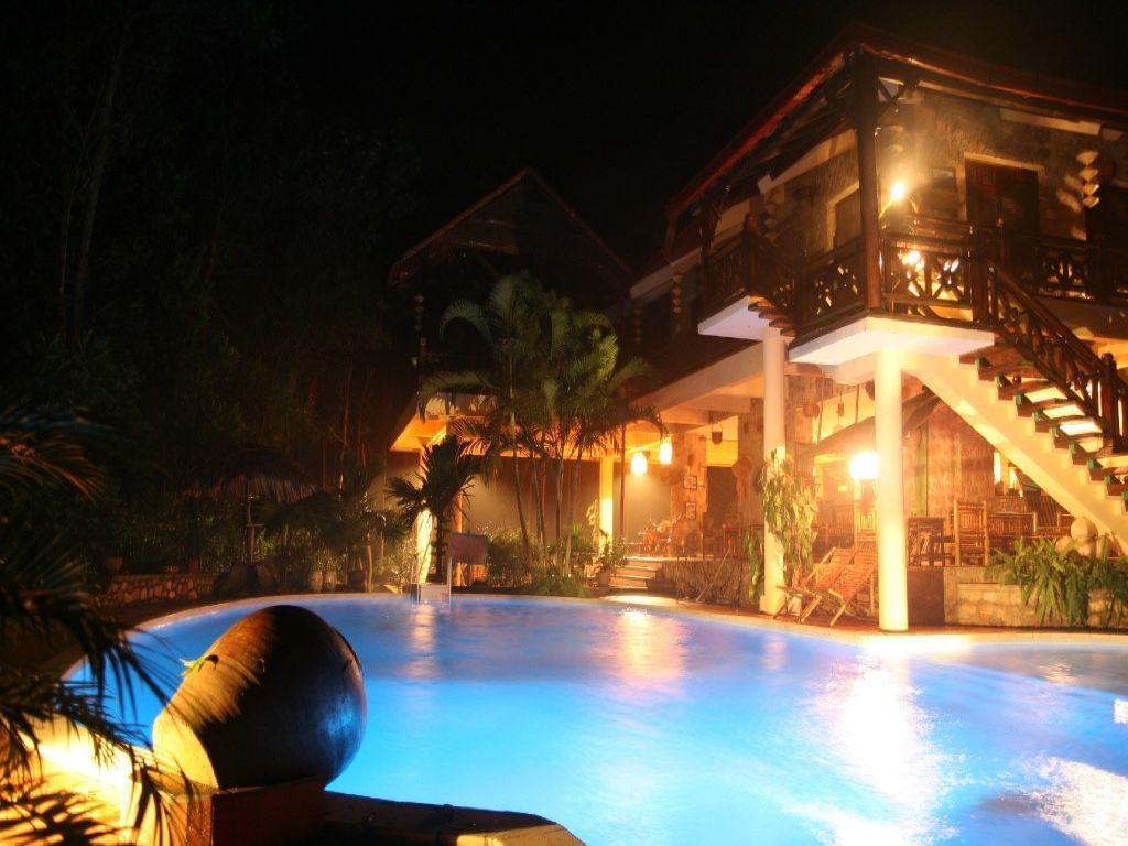 Vịt cổ xanh ResortĐịa điểm họp lớp gần Hà Nội 3