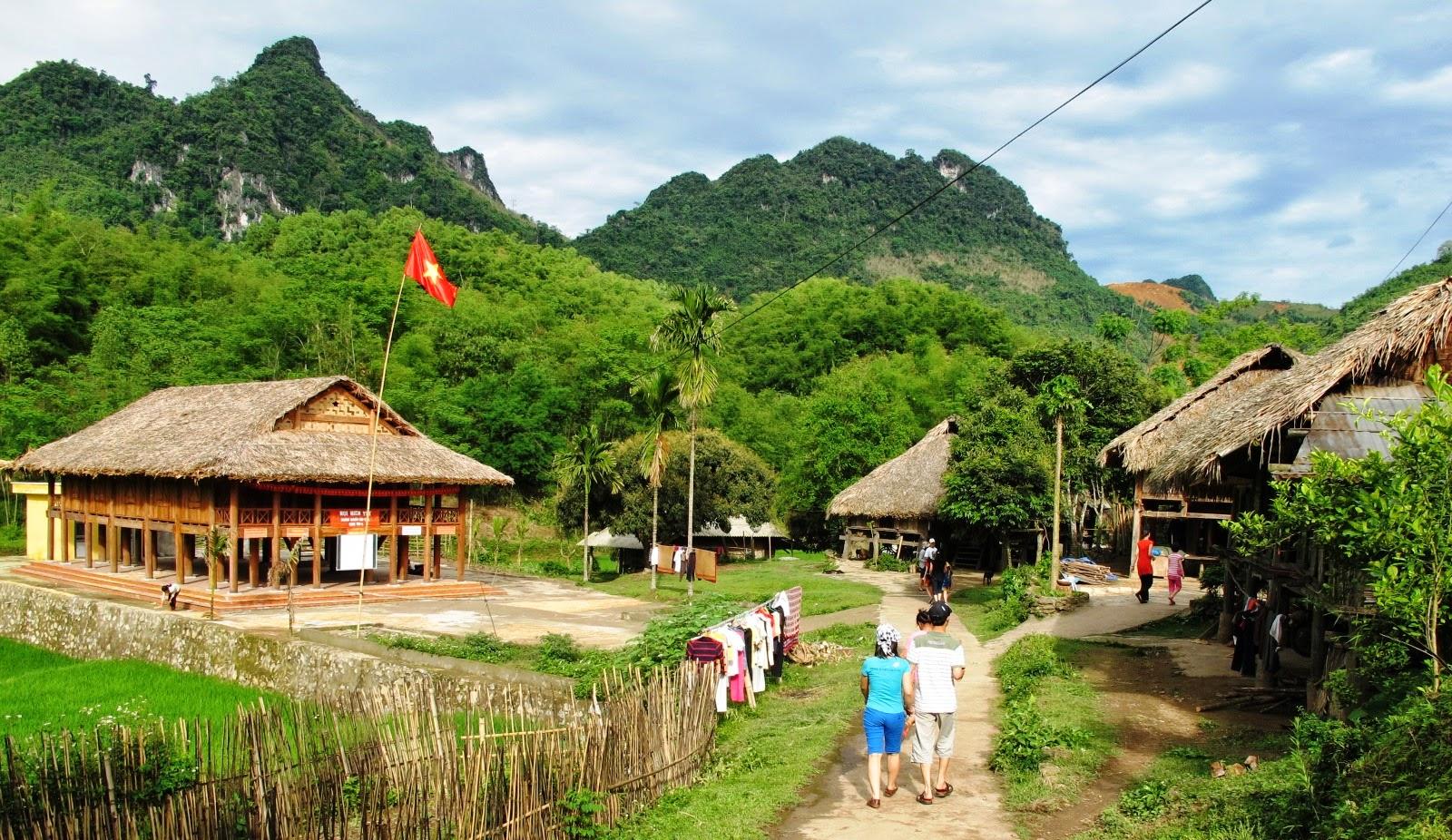 Vịt cổ xanh ResortĐịa điểm họp lớp gần Hà Nội