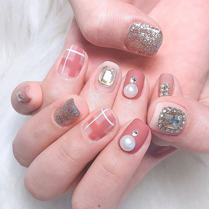Dịch vụ Nguyệt Nails