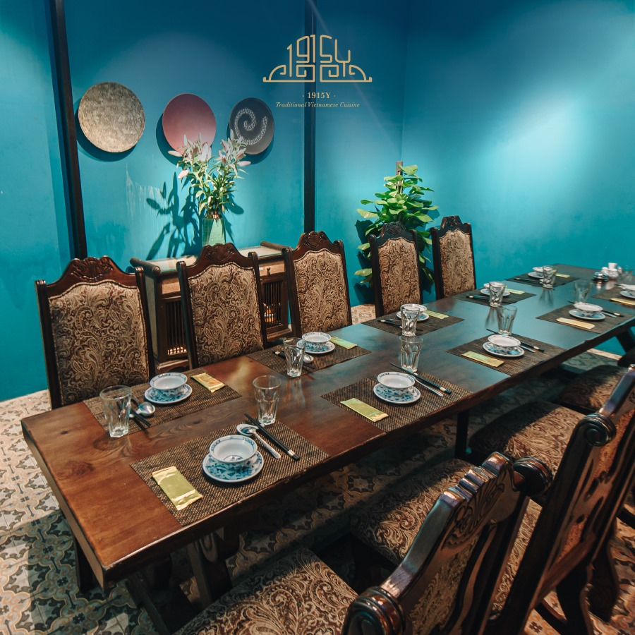 không gian 1915Y Restaurant