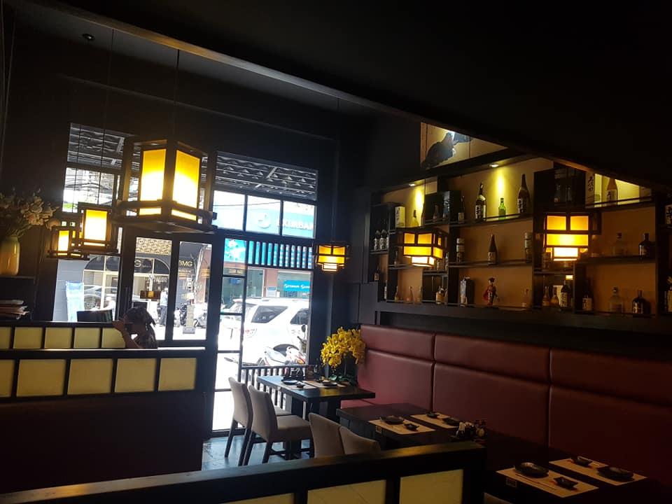 không gian Ngon Sushi Restaurantkhông gian Ngon Sushi Restaurant