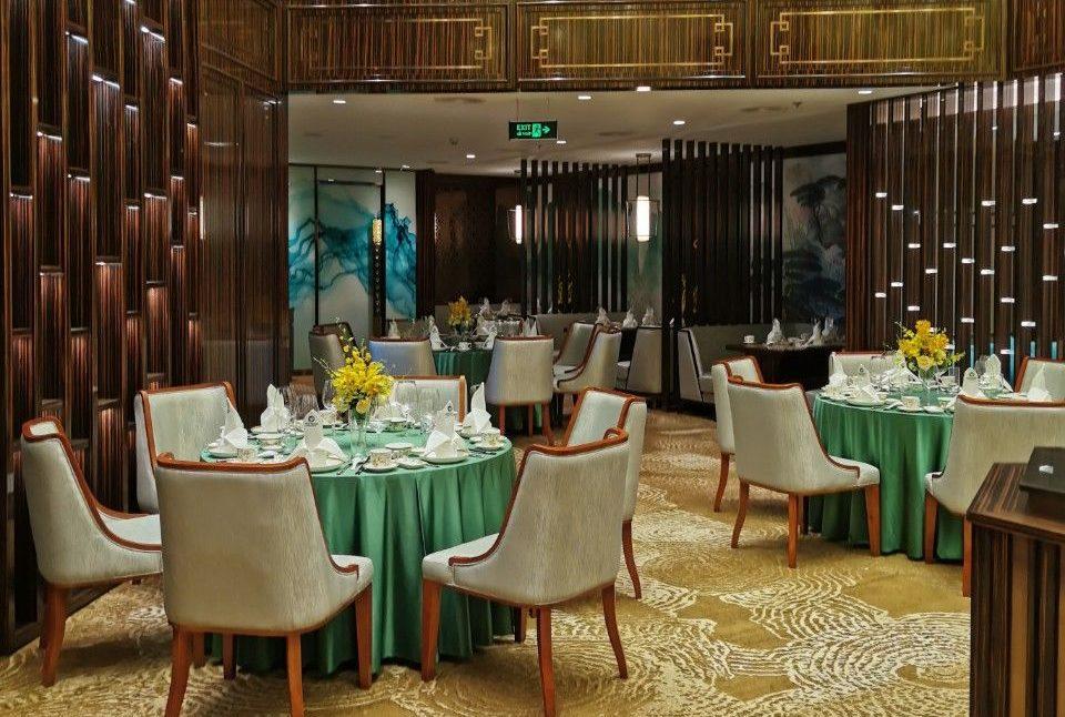 không gian Nhà hàng Jade Moon
