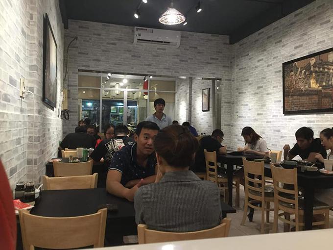 Không gian Myeongdong