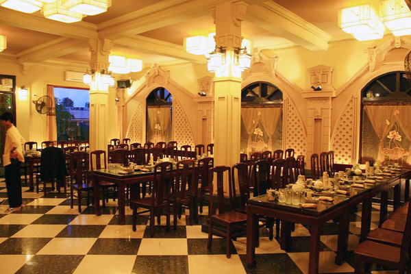 không gian Nhà hàng 1946