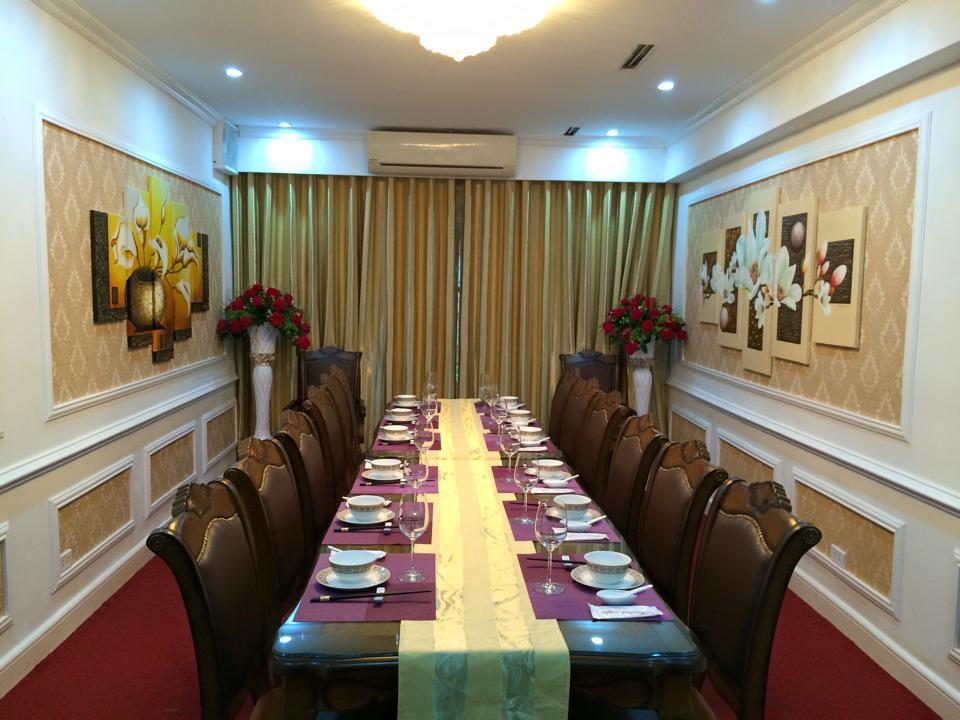 không gian Nhà hàng Hải Sơn