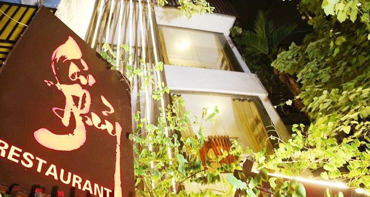 không gian Sơn Thủy Restaurant, nhà hàng quận ba đình