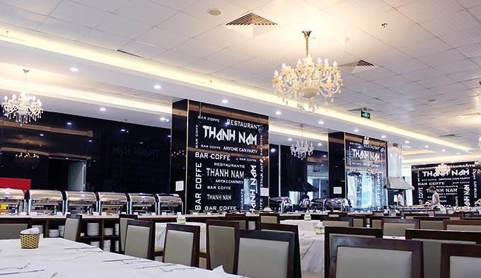 không gian Nhà hàng Thành Nam