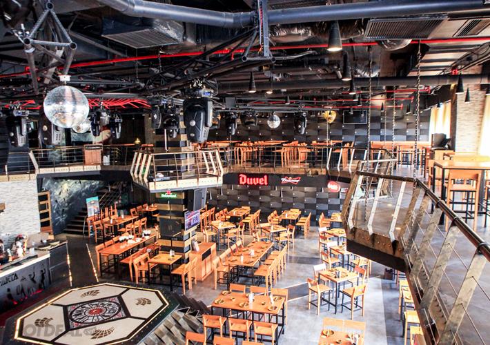 không gian Sparta Beer Club
