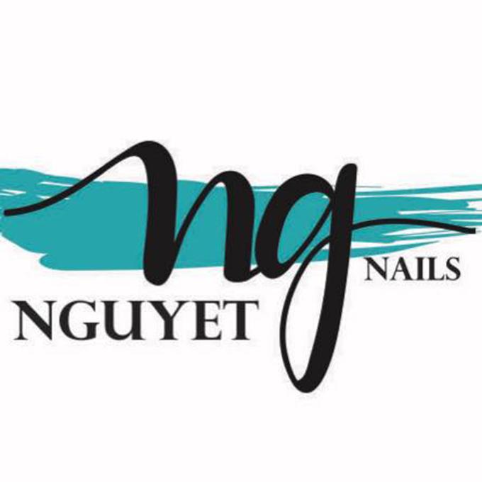 Logo Nguyệt Nails
