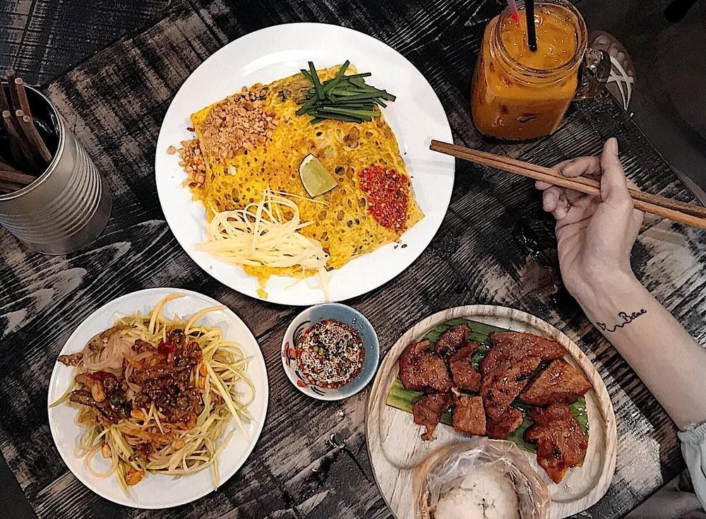 menu Gõ Thainoodle