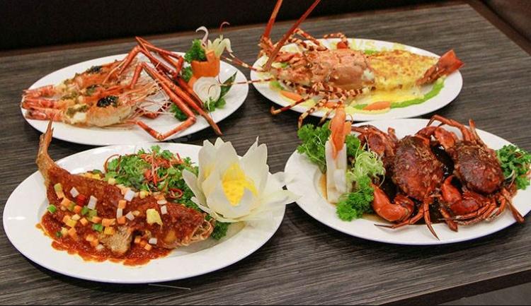 menu KB Restaurant