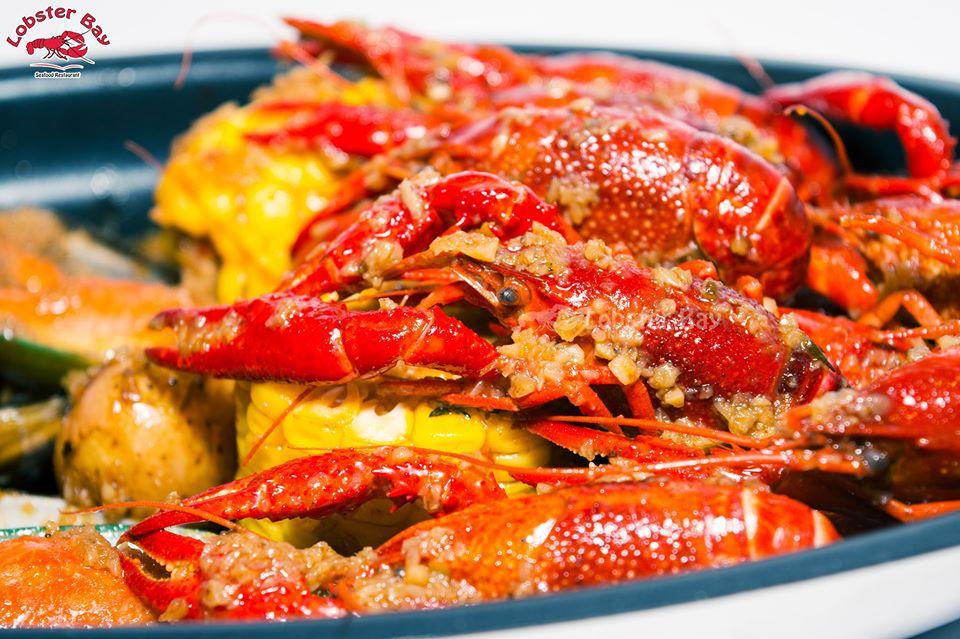 menu Lobster Bay