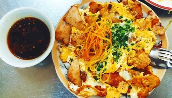 menu Bột Chiên Đạt Thành, quán ăn đặc sản sài gòn