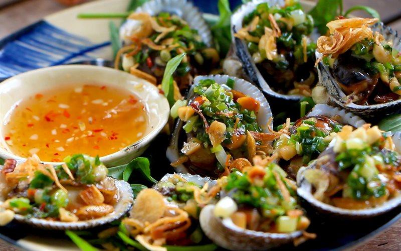 menu Cây Sung Quán