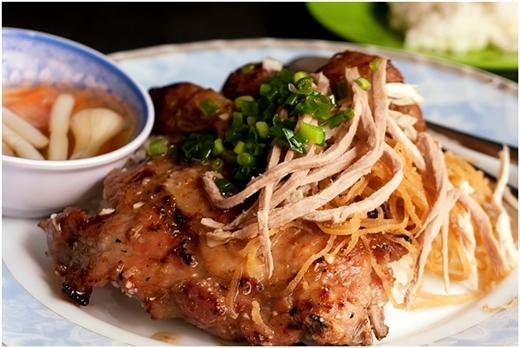 menu Cơm Tấm Ba Há, quán ăn đặc sản sài gòn