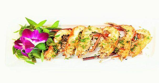 menu Garden Seafood