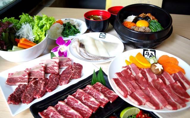 menu Gyu-Kaku Japanese BBQ