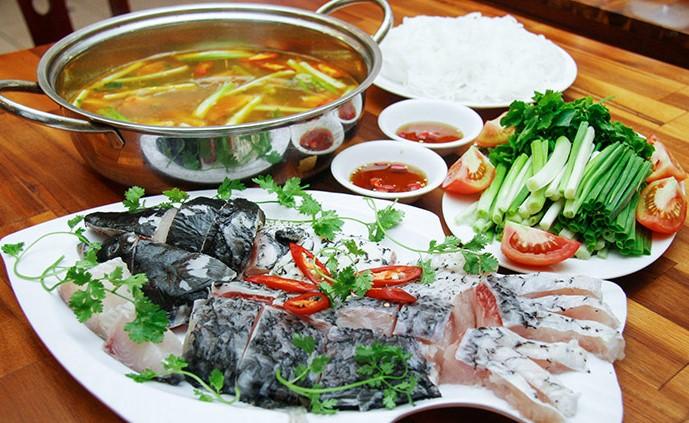 menu Nhà hàng Hàng Dương Quán