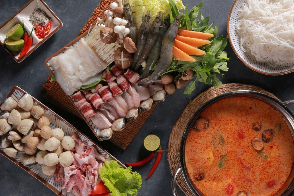 menu Lạc Quán