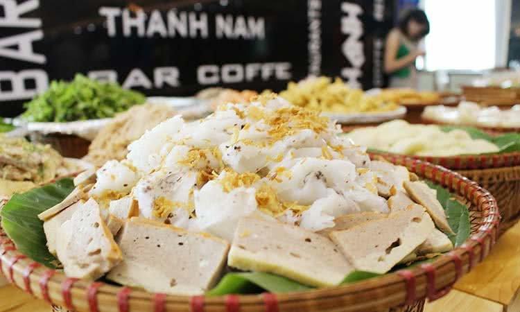 menu Nhà hàng Thành Nam