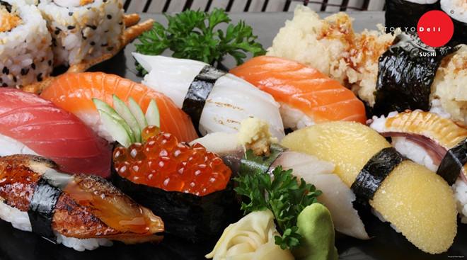 menu Tokyo Deli