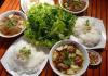 menu Bún Chả Hà Nội 26