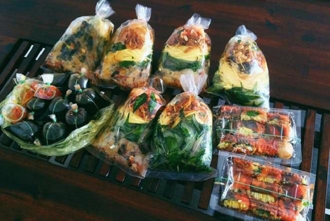 review Bánh Tráng Trộn Chú Viên, quán ăn đặc sản sài gòn