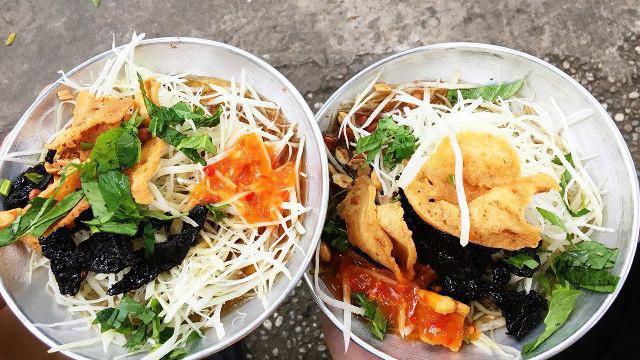 review Gỏi khô bò Công viên Lê Văn Tám, quán ăn đặc sản sài gòn