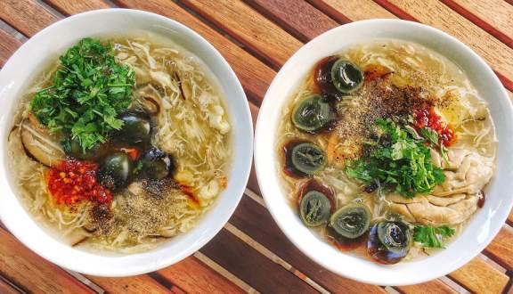 review Súp Cua Dì Muối, quán ăn đặc sản sài gòn