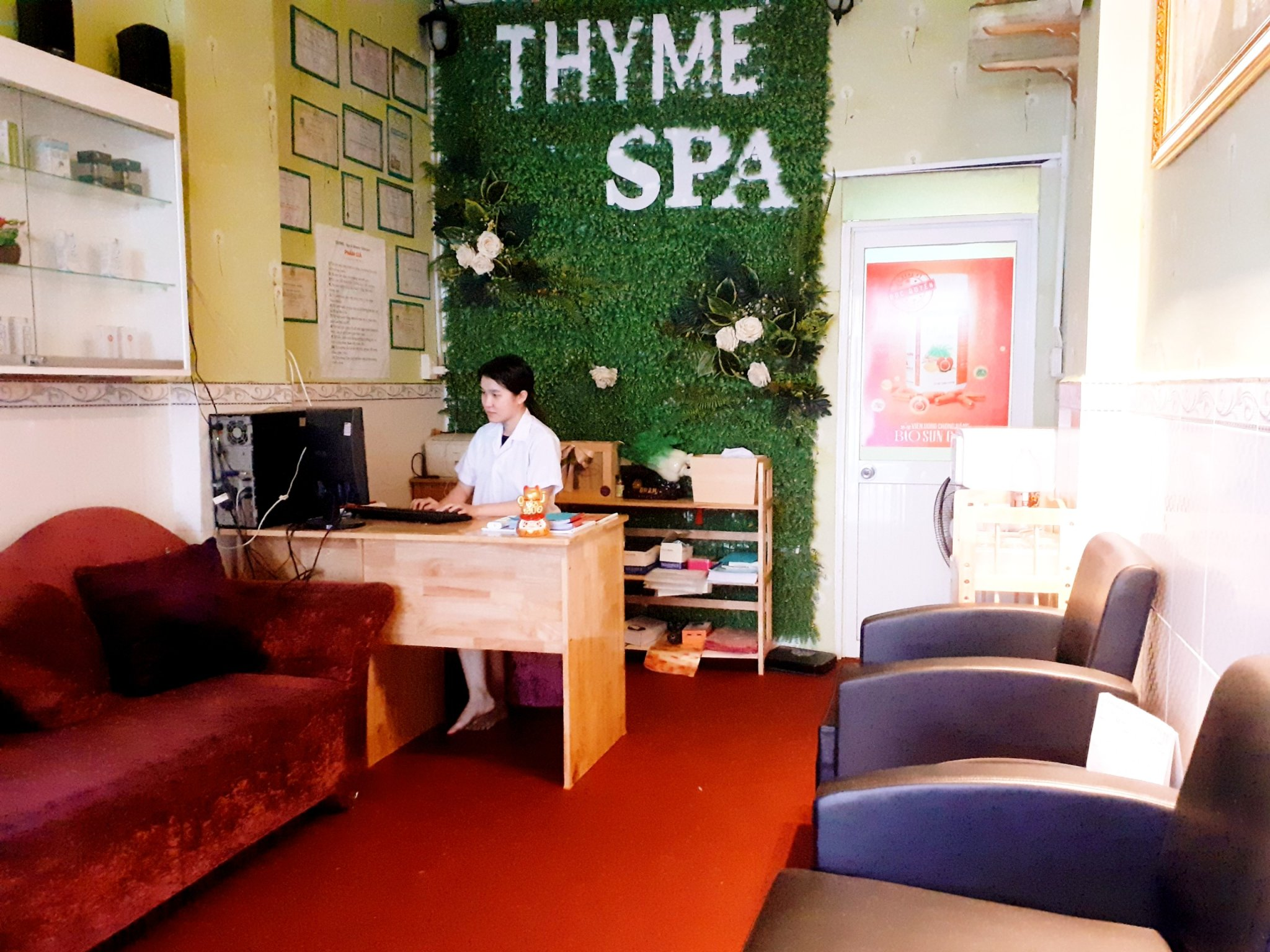 Thyme Spa