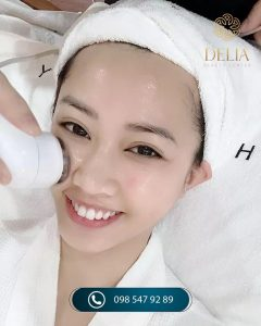 dịch vụ delia beauty center