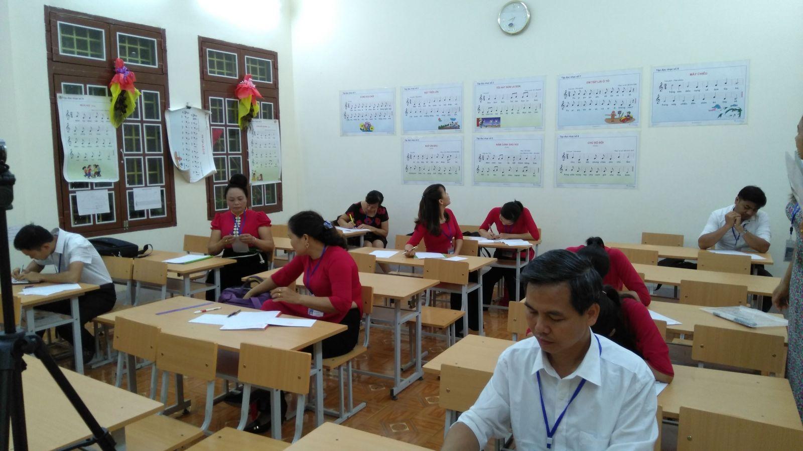 Ý tưởng tổ chức 20/11 cuộc thi dành cho giáo viên 1